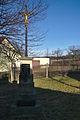 Kříž v západní části obce, Velenov, okres Blansko.jpg