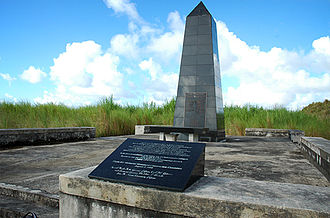 Asan, Guam - Korean Air Flight 801 Memorial in Asan