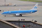 KLM, PH-BXY, Boeing 737-8K2 (29637375803).jpg