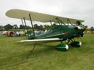 Fairchild 21 - Fairchild KR-21-B of 1930