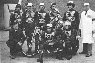 Stal Gorzów Wielkopolski - Stal in season 1972