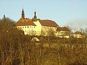 Kadaň, františkánský klášter (3)