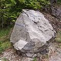 Kaiserweg Besinnungsweg stone,, Grosser Burgberg, Bad Harzburg, Lower Saxony, Germany, 2015-05-16-5178.jpg