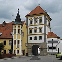 Kaisheim - Stadttor.JPG
