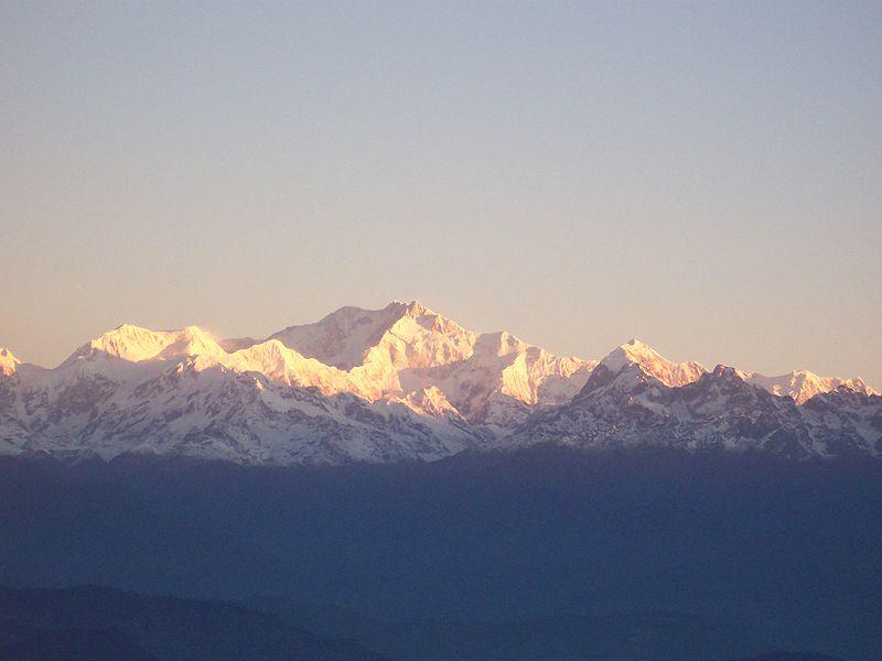 800px Kanchenjunga