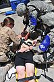 Kandahar Airfield holds mass casualty exercise DVIDS419341.jpg