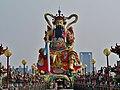 Kaohsiung Lotus Pond Statue des Jade-Kaisers 08.jpg
