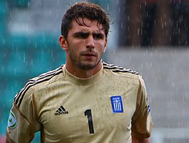 Kapino with Greece U19 in 2012 784ea7681