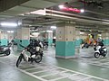 Karashima Park Under Parking - Motorcycle Parking.jpg
