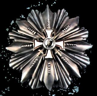 Order of Lāčplēsis award