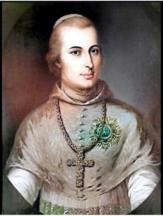 Archduke Karl of Austria-Este - Image: Karl Ambrosius Austria Este Archbishop 1785 1809