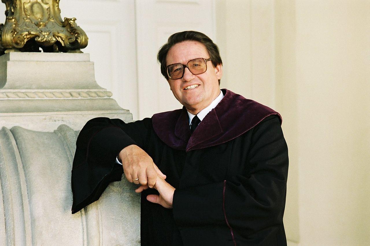 Verfassungsrichter Karl Spielbüchler