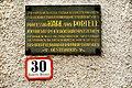 Karl von Portele, GT,Sterbehaus, Kasern-Straße 30, 3500 Krems.jpg