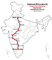 Karnataka Express (SBC - NDLS) Route map.jpg