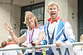 Kat Grainger and Matthew Wells - Olympic Parade.jpg