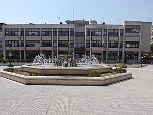 Katerini - Katerini town hall