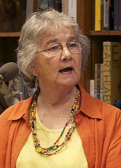 Katherine Paterson-- Flint Heart (Children's and Teens' Department) (6191952393) (cropped).jpg