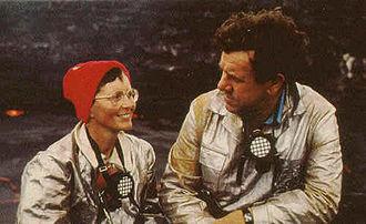 Katia and Maurice Krafft - Katia and Maurice Krafft