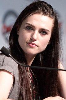 Katie McGrath Irish actress