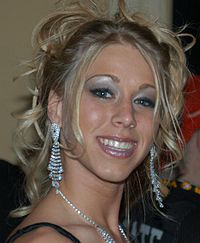 Katie Morgan at 2005 AEE Awards 1.jpg