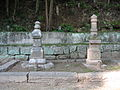 Katsura Motozumi and his wife's grave.JPG