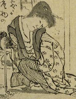 Katsushika Ōi Japanese artist