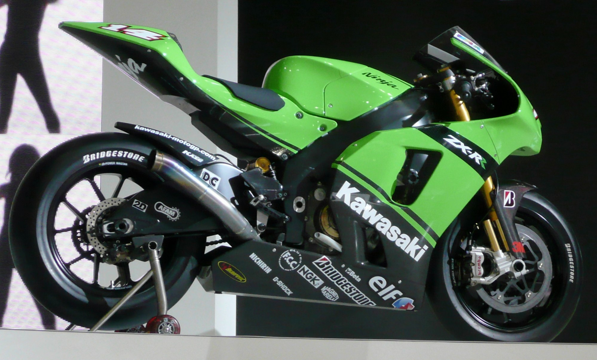 Kawasaki Ninja Zx Rr The Complete Information And Online Sale With