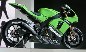 Kawasaki Heavy Industries Motorcycle & Engine - 2007 Kawasaki Ninja ZX-RR