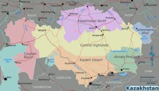 Sex trafficking in Kazakhstan