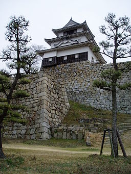 Keep of Marugame Castle