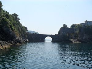 Kemere Bridge - Kemere Bridge in Amasra