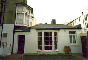 Kemptown, Brighton - Typically individual Kemptown domestic property
