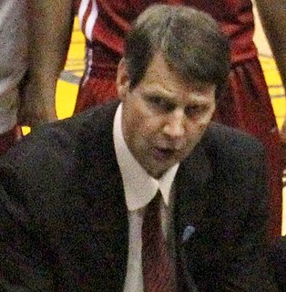 Ken Bone American basketball player-coach