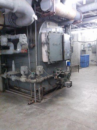 Kewanee, Illinois - Kewanee Boiler