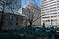 King's Chapel Burial Ground, Boston, Massachusetts, 2 April 2011 - Flickr - PhillipC.jpg
