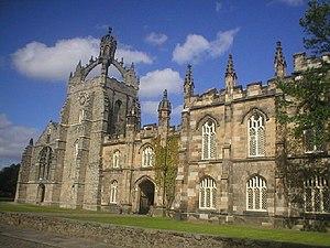 University of Aberdeen cover