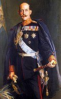 King Constantine Ι of Greece, 1914, by Laszlo (cropped).jpg