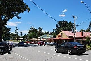 Kinglake, Victoria Town in Victoria, Australia