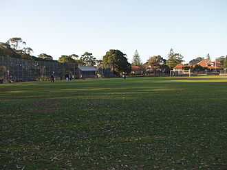 Longueville, New South Wales - Kingsford Smith Oval