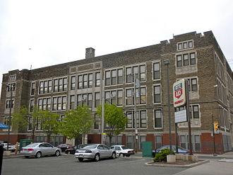 Passyunk Square, Philadelphia - Eliza Butler Kirkbride School