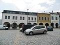 Klimkovice, náměstí jihozápad.jpg