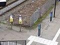 Klippekortautomater og rejsekortstandere på Østerport Station.jpg