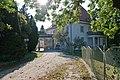 Klosterneuburg, Salettl und Gartenportal, Sog. Rostock- Villa-Heimatmuseum mit Pförtnerhaus 033.jpg