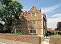 Knedlington Old Hall Grade II* listed (2) (geograph 4554205).jpg