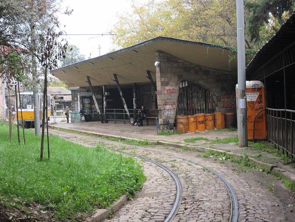 Knyazhevo Tram line loop