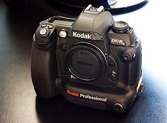 Kodak DCS Pro 14n - Kodak DCS Pro 14n