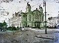 Kolozsvár 1915, Nemzeti Színház. Fortepan 86558.jpg