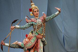 Dance in Thailand - Khon, Thai classical dance