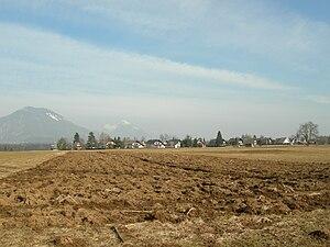 Koritno, Bled - Image: Koritno Bled