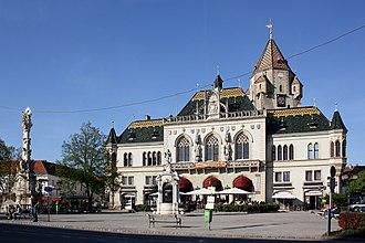 Korneuburg - Town hall of Korneuburg